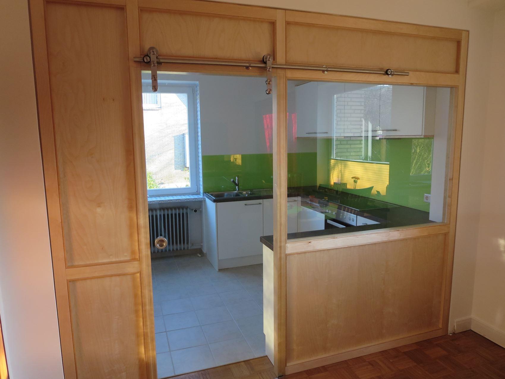 Platzsparende Küche für wenig Raum