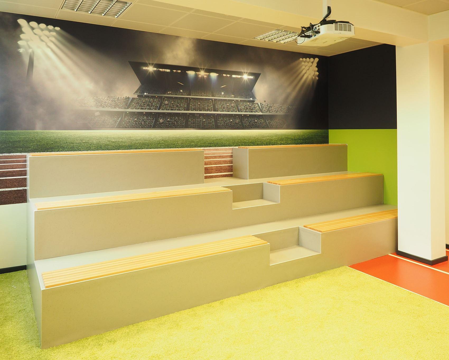Einrichtung eines Konferenzraums vom Tischler in Hamburg