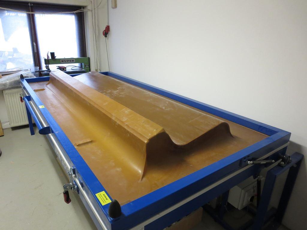 Produktion Sitzbank 2