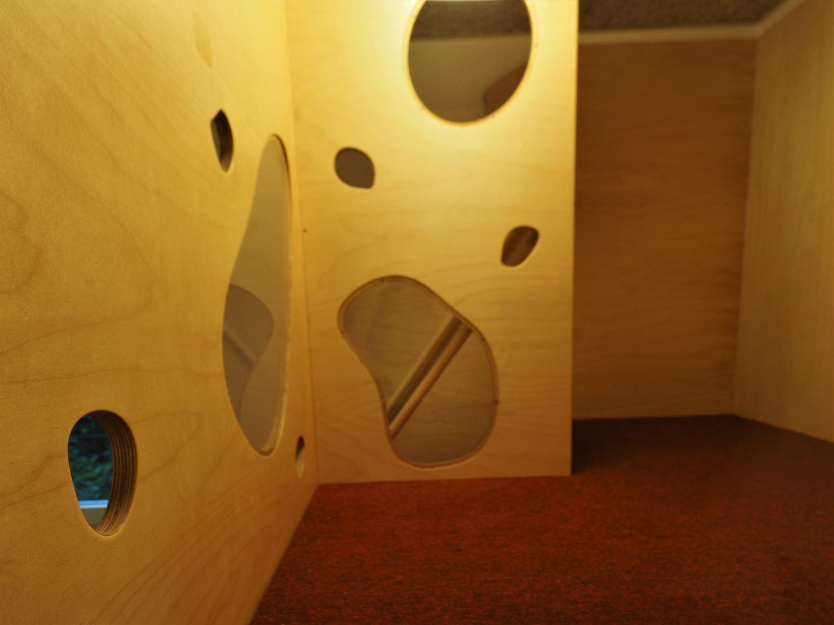Spielpodest Innenraum vom Tischler in Hamburg – HAMBURGERmöbel